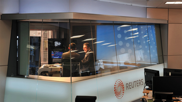 Reuters London Studio