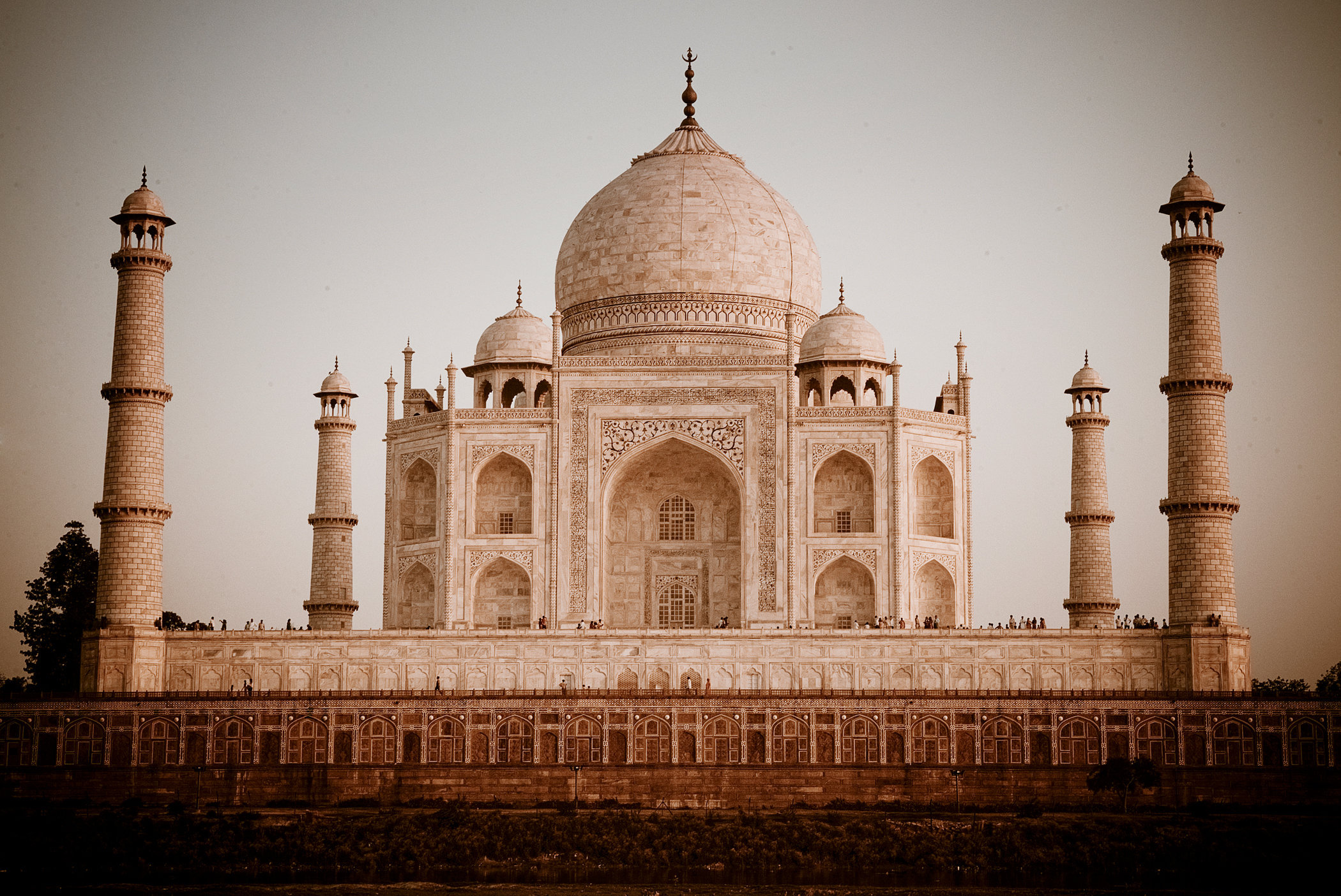 The Taj Mahal III