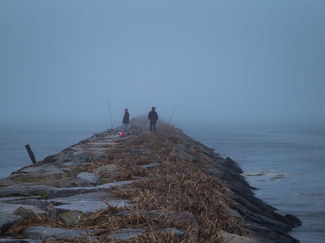 Pre-dawn Fishing