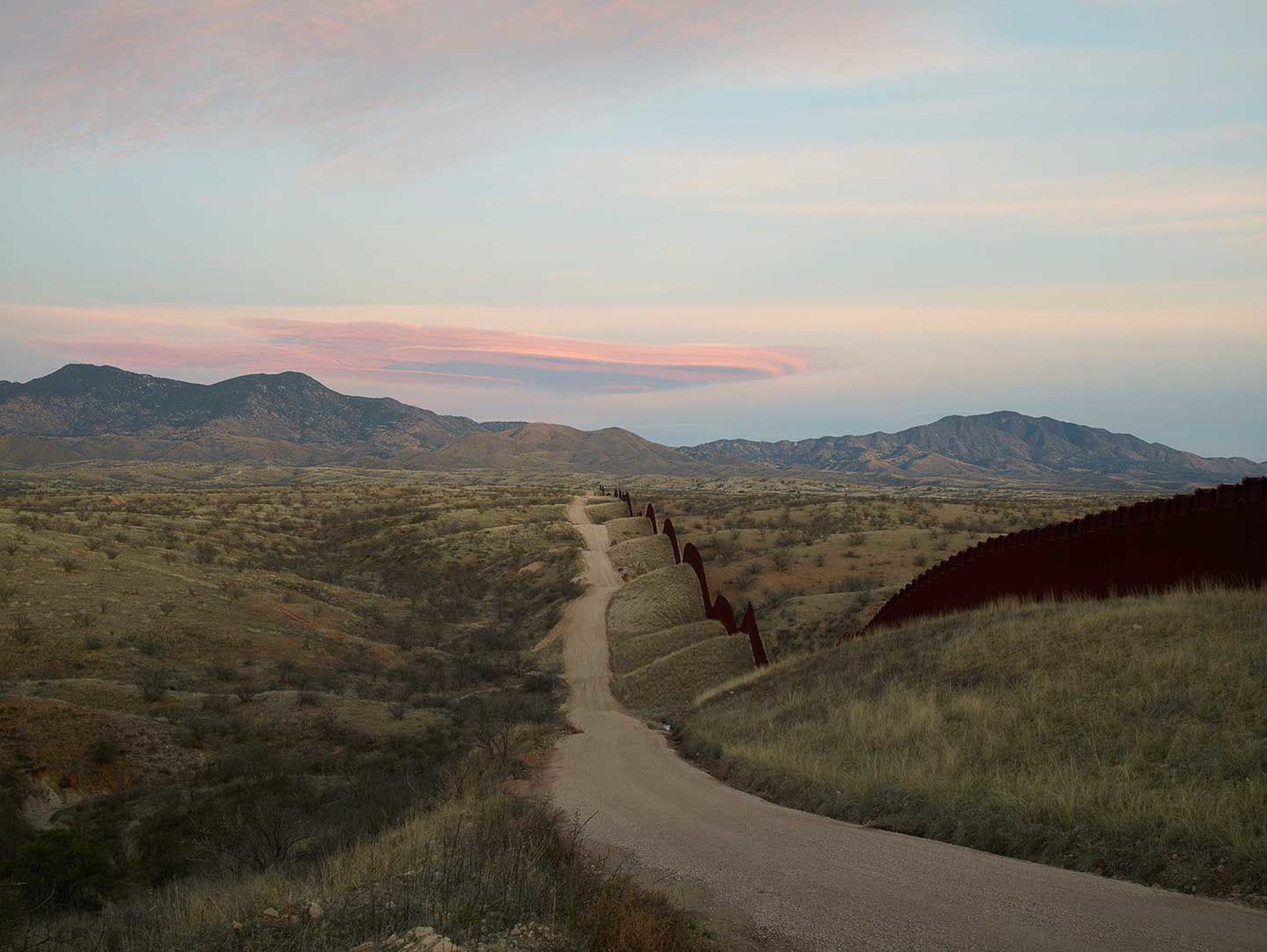 Richard Misrach: Border Cantos