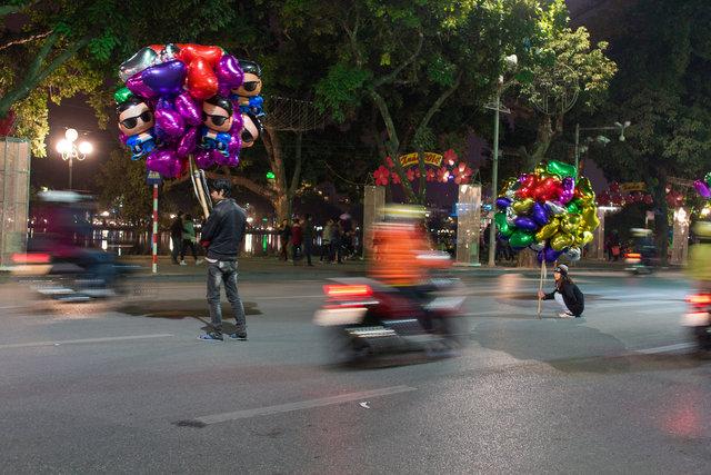 Valentines Day, Hanoi, Vietnam