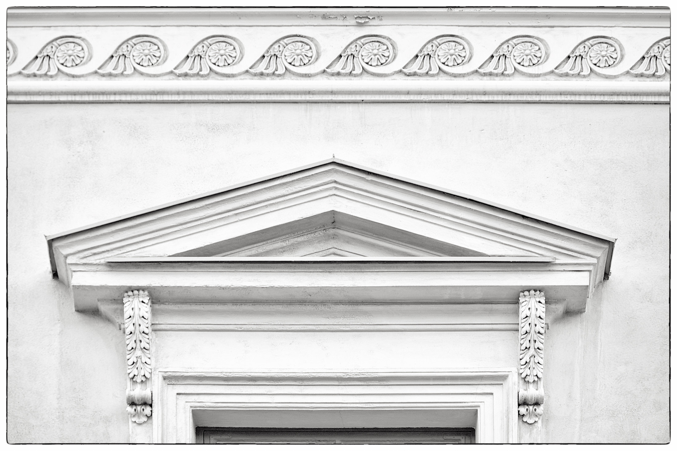 Detail, Old Town, Helsinki 2013