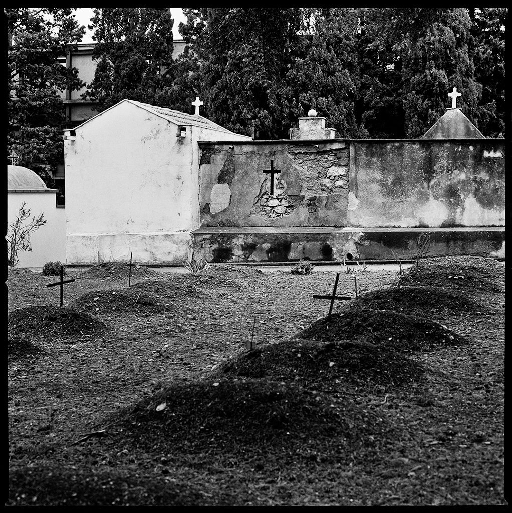 Sciara Cemetery, Sicily
