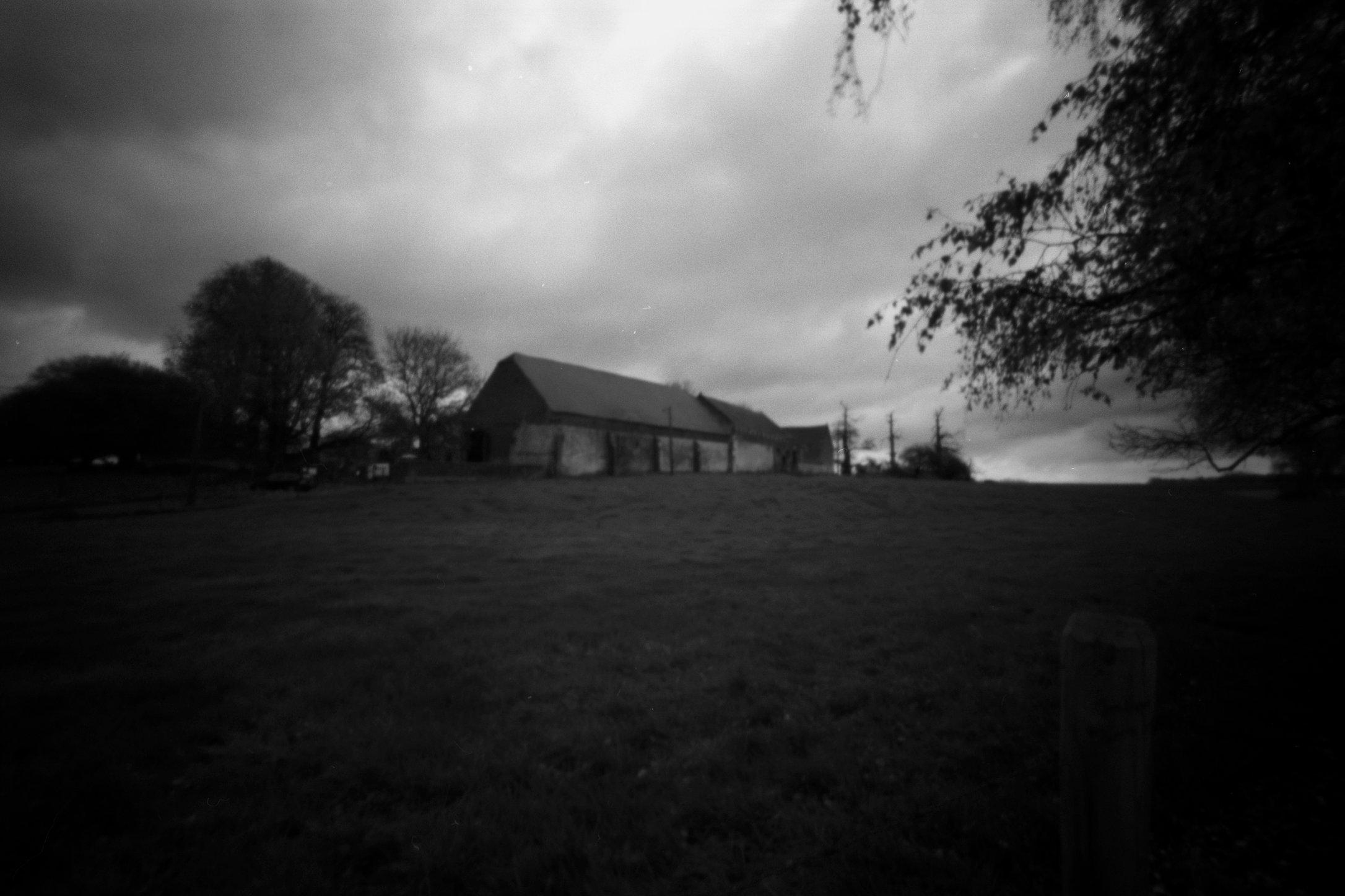 Hougomont Farm
