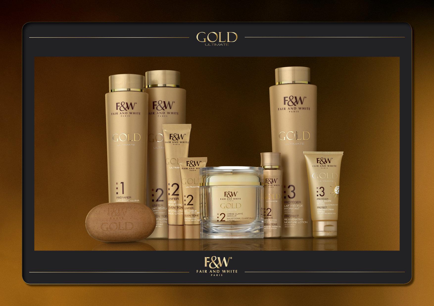 """<font color=""""#aaa7a6"""">Gold : présentation de la gamme (9/20).</font>"""