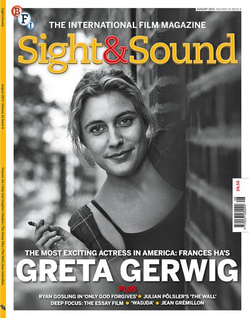 Sight & Sound  August 2013