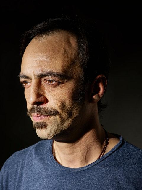 Federico Palmieri, actor