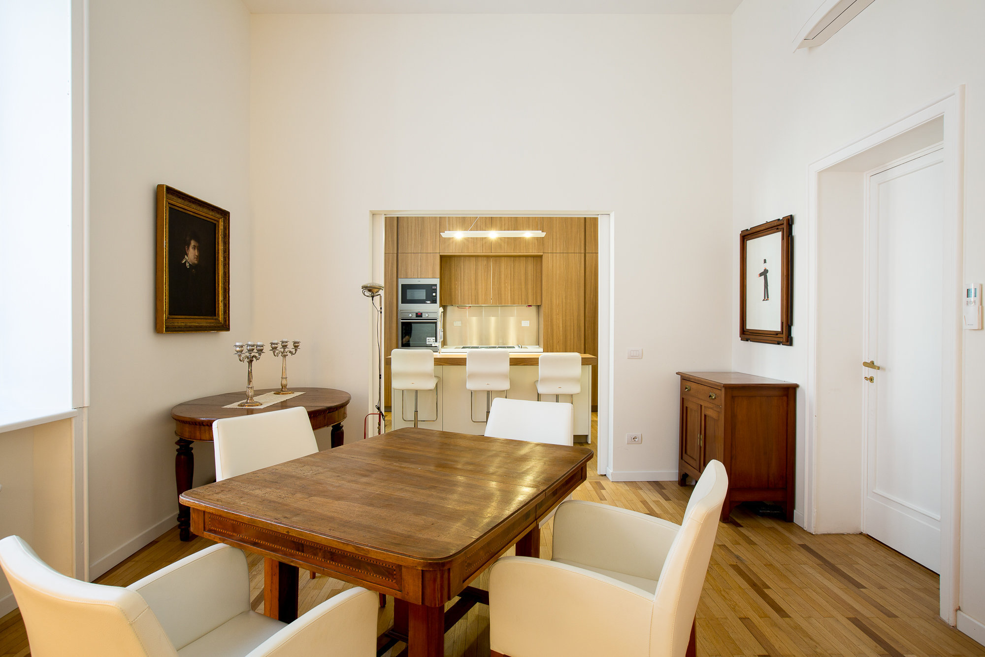 Rapaccini Studio_Private House_Rome