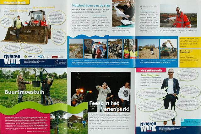 rivierenwijk nieuws magazine binnenwerk