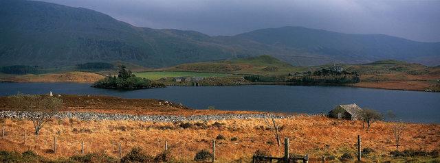 Cadair Idris, Galles