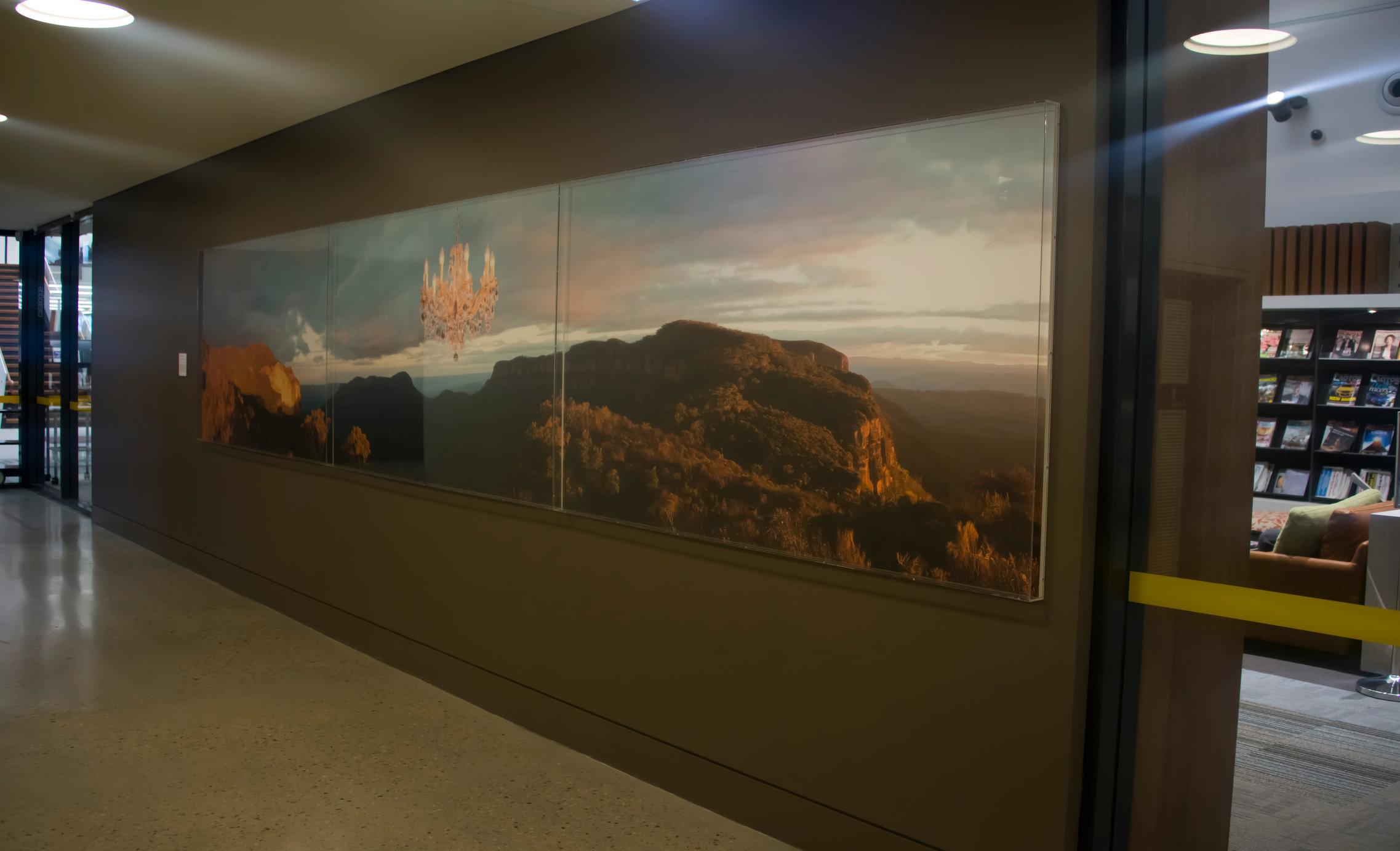 'Illumination, Blue Mountains'