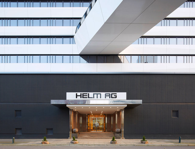 HEADQUATER HELM AG HAMBURG for HELM AG and Störmer Murphy and Partners Architects