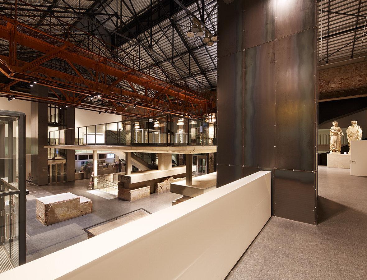 KRAFTWERK MITTE DRESDEN for PFP Architects