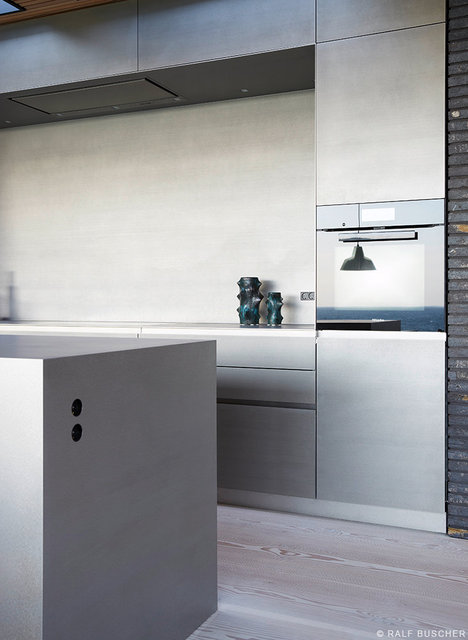 KITCHEN IN DENMARK for eggersmann küchen         (Architecture: C&W Architects)