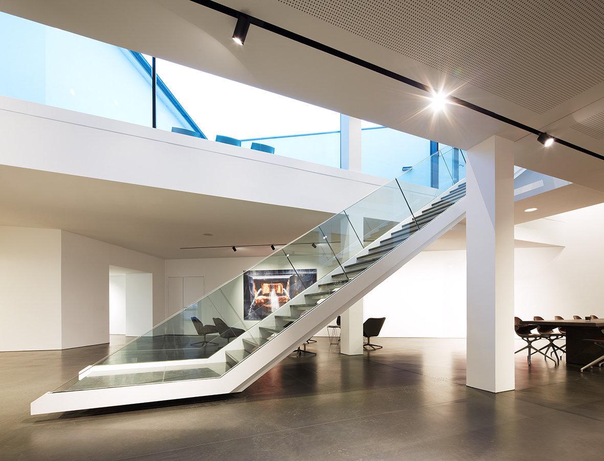 SHOWROOM EGGERSMANN KÜCHEN for BKS Architects