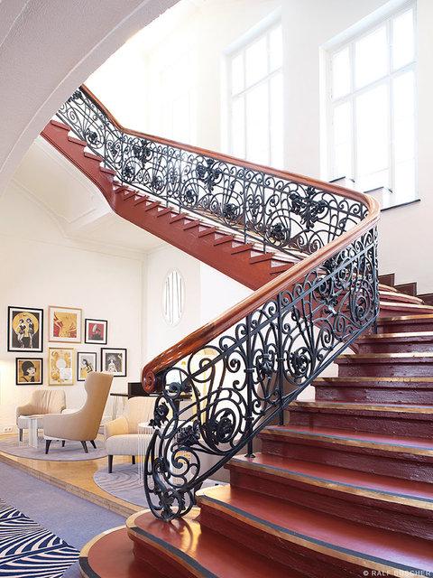 FRASER SUITES HOTEL HAMBURG for MPP Architects