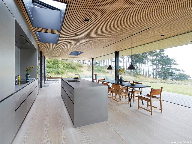KIKITCHEN IN DENMARK for eggersmann küchen         (Architecture: C&W Architects)
