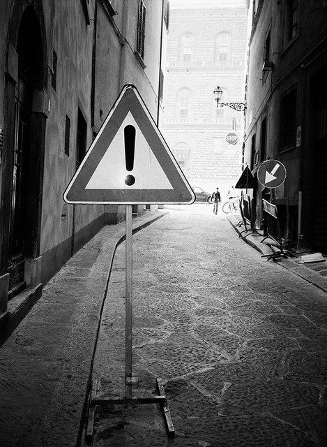 Street in Firenze