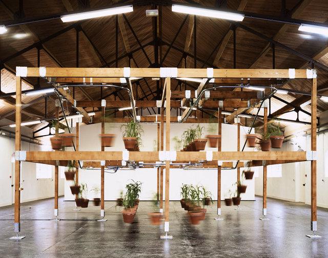 Module ref 9030, 2010, citadelle, Centre d'art Le pavé dans la mare, Besançon