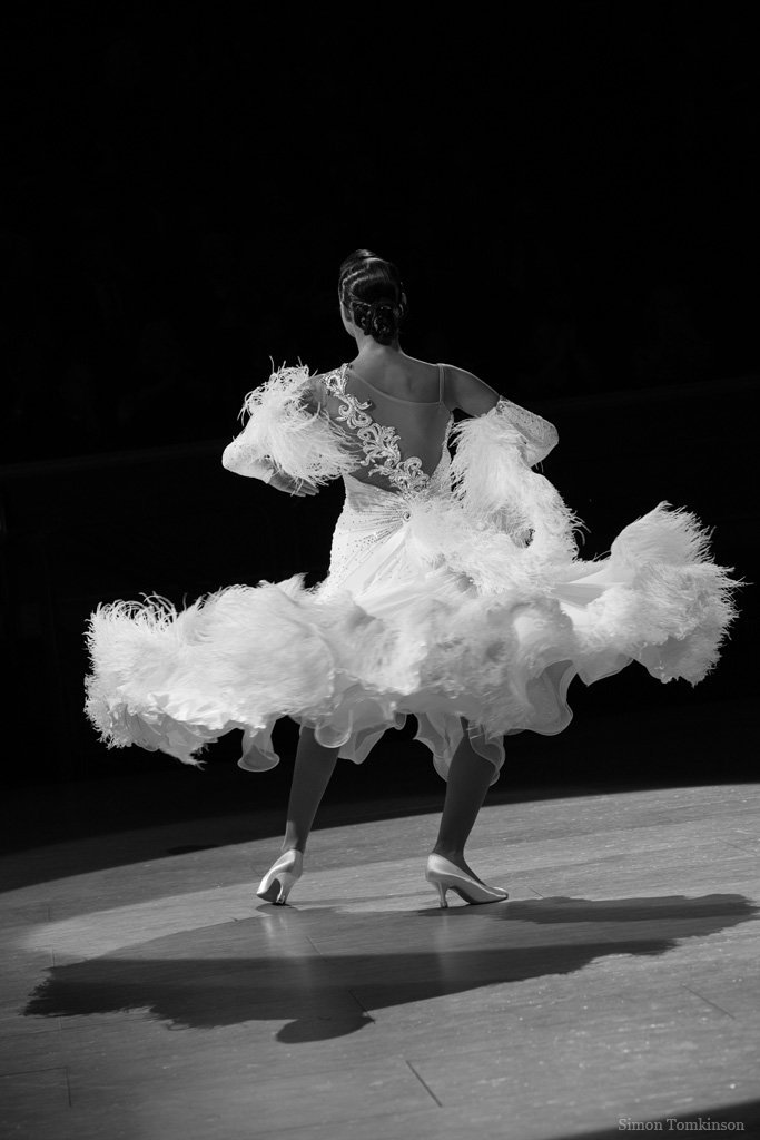 International latin & ballroom championships