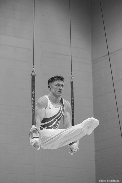 Nile Wilson (Olympic medalist), Leeds Gymnastics Club