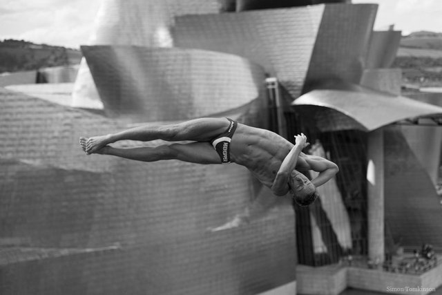 Movement study - Diving