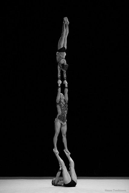 Heathrow Gymnastics Club - Ilisha Boardman, Isabel Haigh & Emily Hancock