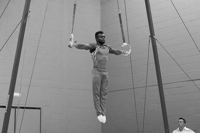 Courtney Tulloch, Pegasus Gymnastics Club