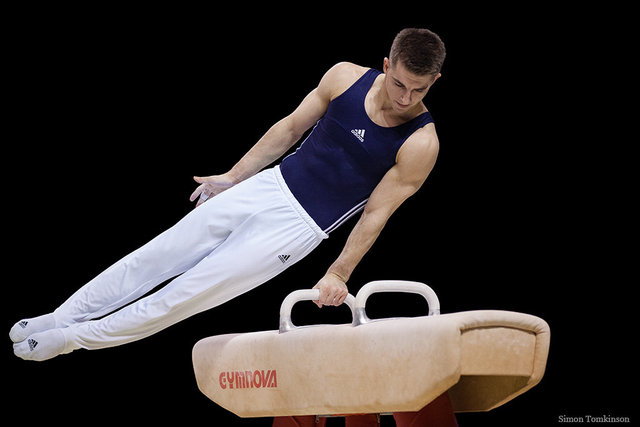 Max Whitlock (double Olympic gold medalist & three time World Champion)