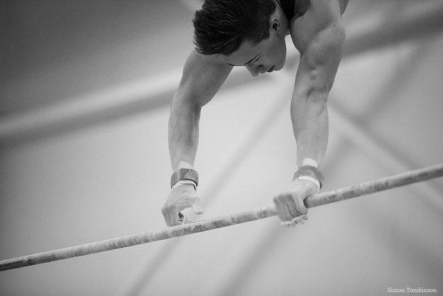 Brinn Bevan (Olympian), South Essex Gymnastics Club