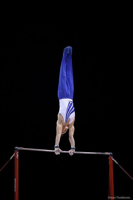 Nile Wilson (Olympic medalist)