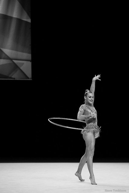 Christianna Vitanova, Elite Gymnastics Academy
