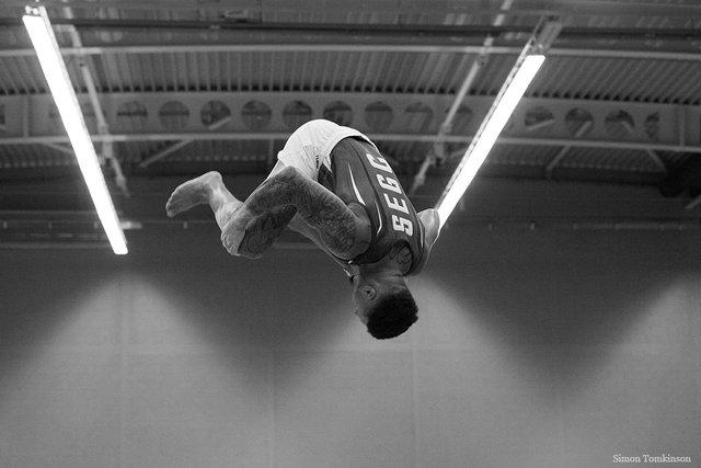 Reiss Beckford, South Essex Gymnastics Club