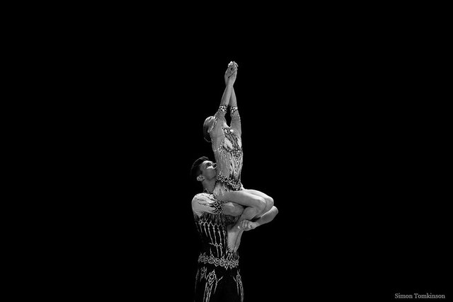 Richmond Gymnastics Association - Kitty Williams & Lewis Walker