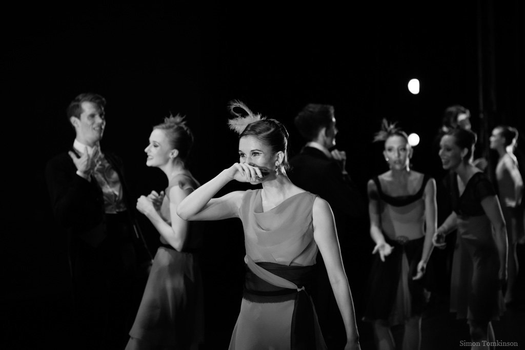 Artists of the New English Ballet Theatre
