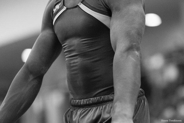 Joe Fraser (World Champion), City of Birmingham Gymnastics Club