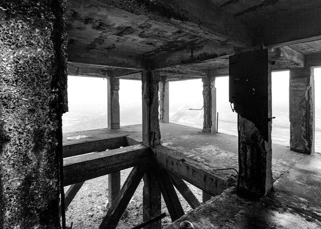 Grain Tower Battery VI