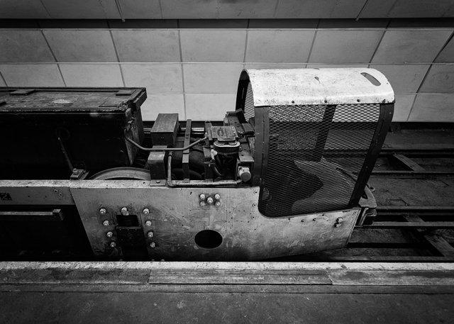 Mail Rail XIV