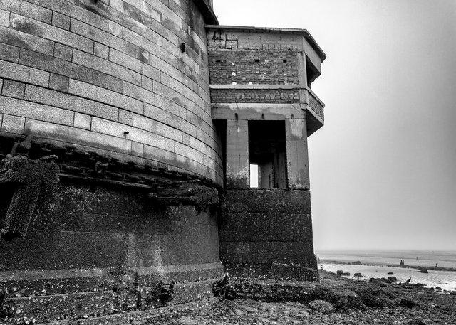 Grain Tower Battery XVII