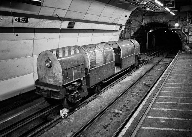 Mail Rail XVI