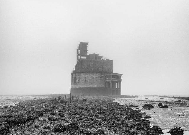Grain Tower Battery XVI