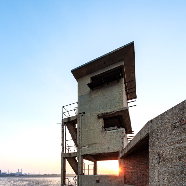 Grain Tower Battery XXXIV
