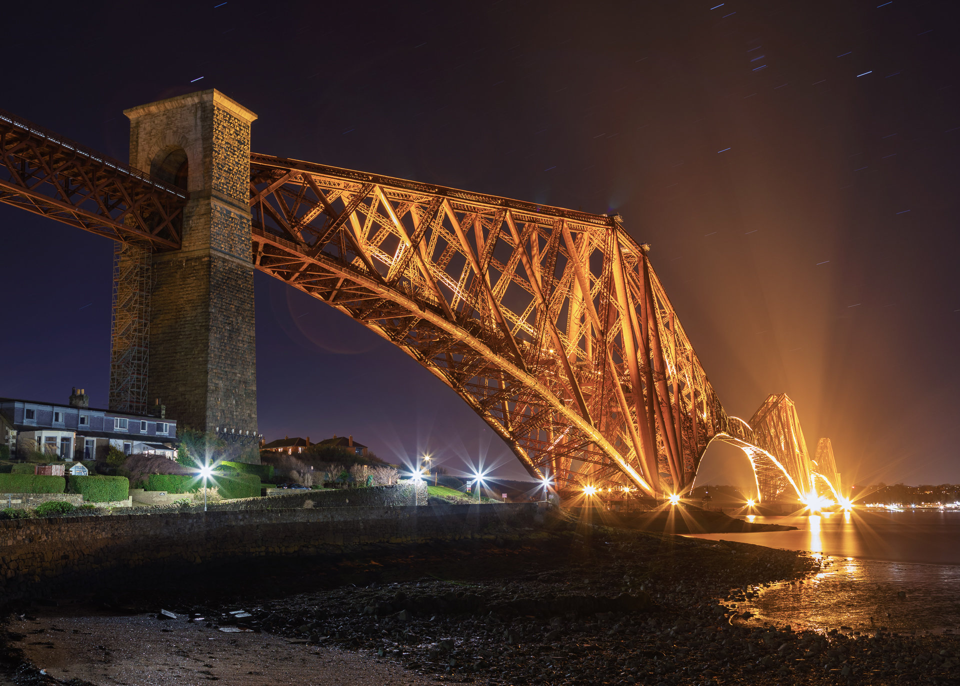 The Forth Bridge IV