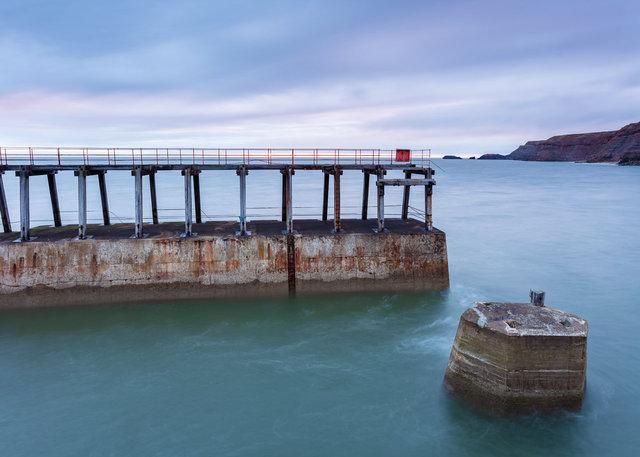 East Pier Breakwater