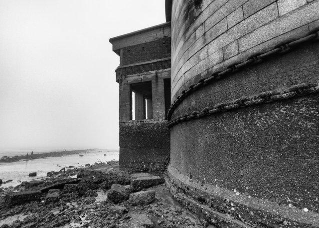 Grain Tower Battery XIV
