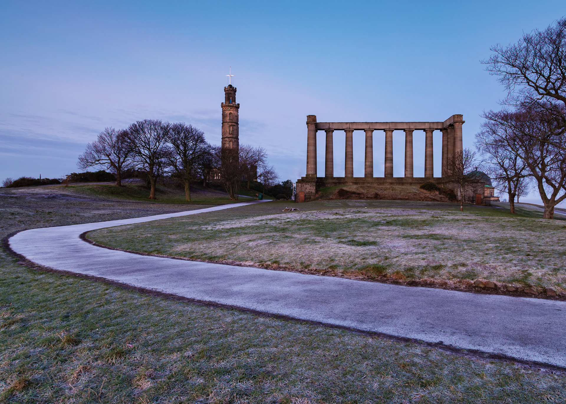 National Monument of Scotland I