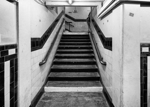 Aldwych Underground Station