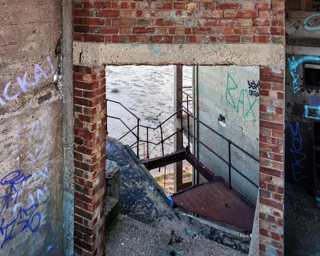 Grain Tower Battery XXXII