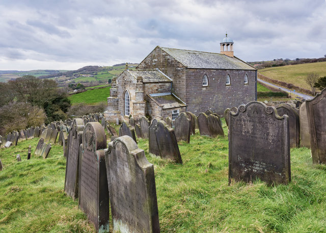 Old St Stephen's Church, Fylingdales