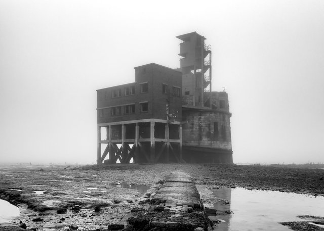 Grain Tower Battery IV
